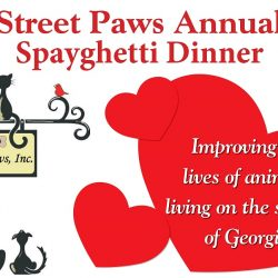 2019 Spayghetti Dinner Ticket Purchase