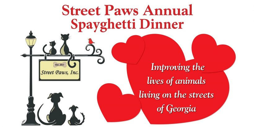 2018 Spayghetti Dinner Ticket Purchase