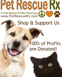Petrescuerx.com-order your pets meds and raise money for Street Paws!