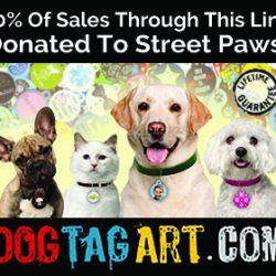 Dog Tag Art